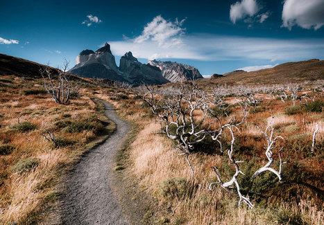 Immergez-vous dans les paysages somptueux et insoupçonnés de la Patagonie | Ressources FLE | Scoop.it