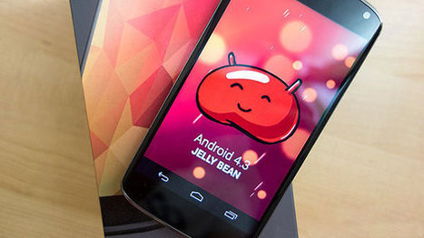 New Development Features in Android Jelly Bean 4.3   Technical Blogs Information   Scoop.it