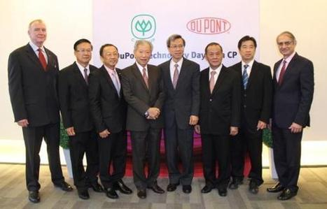 CP Group and DuPont Collaborate to Develop New Food Innovations | DuPont ASEAN | Scoop.it