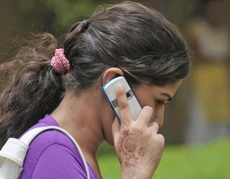Sick of the cell phone? No way - Hindu Business Line | electromagnetic fields | Scoop.it