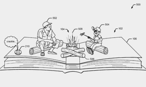 Google podría lanzar libros interactivos con realidad aumentada | Realidad Aumentada en la Educación | Scoop.it