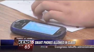 BYOD: Texas school invites student smartphones, iPads, laptops to class | BYOT Resources | Scoop.it