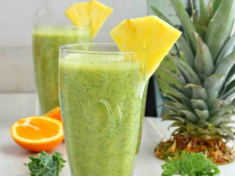 Amazing Smoothie That Melt Cellulite in Just Couple of Days | Shrewd Foods | Scoop.it