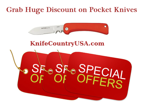 Discount on Pocket Knives   Shop Survival Gears and Accessories Online   Scoop.it