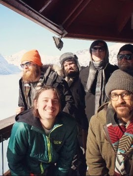 Manchester Orchestra Gives Up Cope | The Playlist | Scoop.it