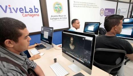 """Administración Distrital busca incentivar a emprendedores y estudiantes para utilizar laboratorio de innovación """"ViveLab""""   Cartagena de Indias - 5º edición de boletín semanal   Scoop.it"""