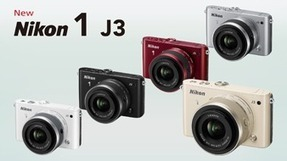 Nikon | Imaging Products | Nikon 1 J3 | new technology peter dawes | Scoop.it