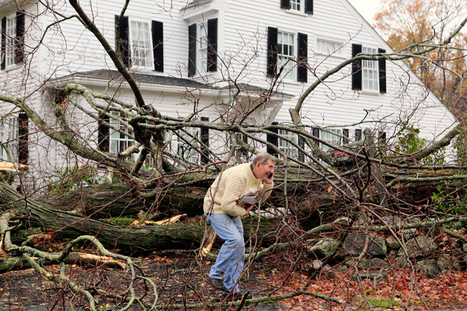 Storm-Surge Damage May Not Be Covered by Some Insurance - Businessweek | Social Media, the 21st Century Digital Tool Kit | Scoop.it