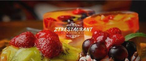 ZT Restaurant Joomla Template for Bar, Bakery, Cafe & Food | Premium Joomla Templates | Scoop.it