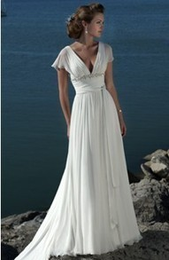 Beach Wedding Dresses - Online Canada   Wedding One-stop purchasing   Scoop.it