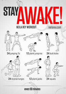Exercise Like a Jedi, Superhero, or Warrior with Free Workout Posters | En Forme et en Santé | Scoop.it