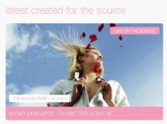 Evian The source, quand le Brand content rencontre l'émerveillement | Publicité Créative | Scoop.it