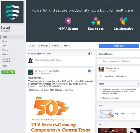 Three ways social media is positively impacting healthcare | Health & Life Extension | Scoop.it