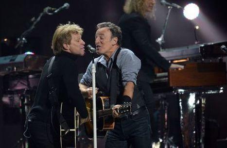 La realeza del rock no se olvida de Sandy | Actualitat Musica | Scoop.it