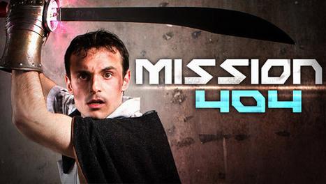 MISSION 404 : Internet doit rester vivant - Cyber-Actu | Orangina | Scoop.it