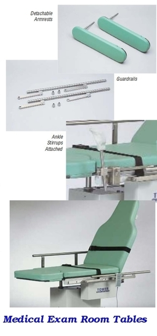 Points To Consider When Purchasing Medical Exam Room Tables | Tower Medical Systems | Scoop.it