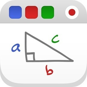 Educreations Interactive Whiteboard | Apps 4 Education | Scoop.it