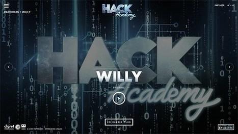 La Hack Academy, une parodie pour dénoncer les dangers du web - cloud-guru | SaaS Guru Live | Scoop.it