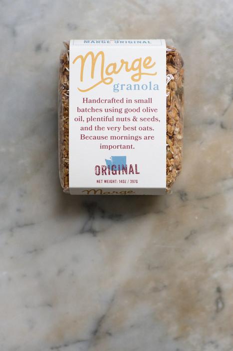 Marge Granola - Original   GRANOLA   Scoop.it
