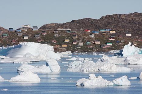Et pourquoi pas une petite promenade dans un village du Groenland ? | Arctique et Antarctique | Scoop.it
