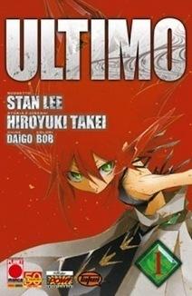 ULTIMO di Stan Lee e Hiroyuki Takei | DailyComics | Scoop.it