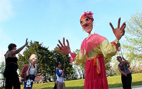 A Puppet Festival Of Colossal Proportions | KCUR | OffStage | Scoop.it