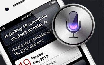 Shady Hacked Copy of Siri Can (Sort of) Run on an iPhone 4 | All Technology Buzz | Scoop.it