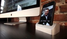 The Elevation Dock for iPhone blows away Apple's crap options | Technology and Gadgets | Scoop.it