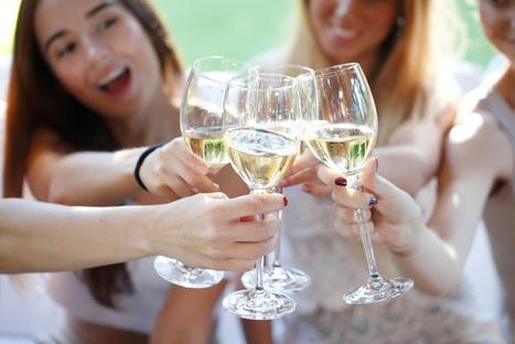 Le vin et les jeunes : entre intérêt et intimidation, en tout cas avec respect. | Vin 2.0 | Scoop.it