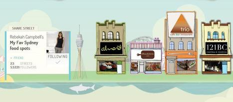 Posse : créer et recommander des lieux sur des rues virtuelles | tOURISME WEB 2.0 | Scoop.it