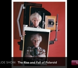 The Rise and Fall of Polaroid | Through the Lense | Scoop.it