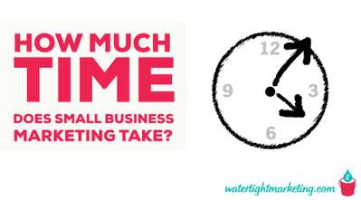 How much time does marketing take? | OnMarketing: topics for professional service marketers | Scoop.it