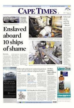 Enslaved aboard 10 ships of shame - Cape Times | IOL.co.za | Commercial fishing - legal issues | Scoop.it