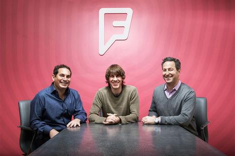 Dennis Crowley lascia, Foursquare ormai ad un bivio | Social Media War | Scoop.it