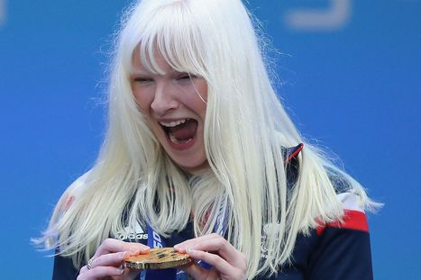 Ulster skier Kelly Gallagher scoops Britain's first gold at Winter Paralympics - Irish Mirror | Headset cackle | Scoop.it