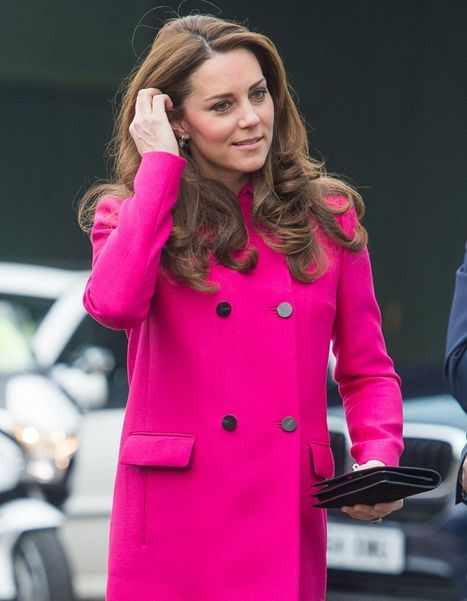 Follow our live updates as Kate Middleton makes last public visits before birth | fitness, health,news&music | Scoop.it