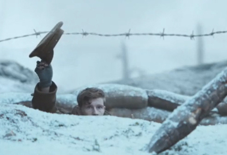 Creative Review - Ads of the Week: Christmas Ad Special | MarketingHits | Scoop.it