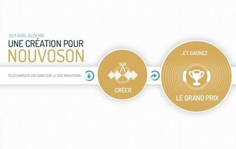 Concours NouvOson 2014 | La zik | Scoop.it