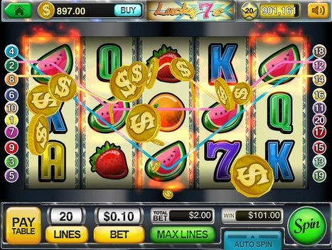 Slot machine Malaysia - great way to spend your boring time and get rich   tubep   Scoop.it