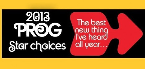 Progstars' Choice: The Best New Thing I've Heard All Year | News | Prog Magazine | 2013 Music Links | Scoop.it