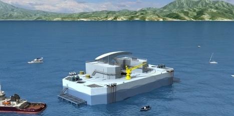 NEMO, un projet pour fabriquer de l'électricité grâce à l'océan | Agerix; les news | Scoop.it