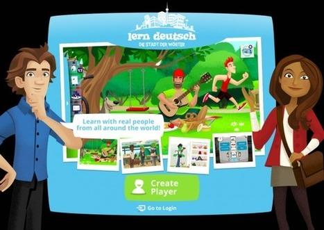 Learninggame: Lern Deutsch   edu-cloud & more   Scoop.it