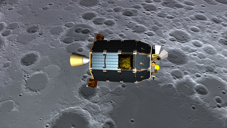 Frequently Asked Questions: LADEE Planned Impact | STEM | Scoop.it