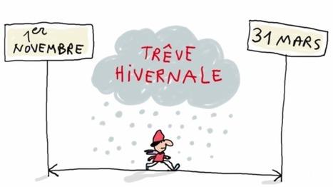 Actu-français : C'est quoi, la trêve hivernale ? | Le blog des profs de l'Institut Français à Madrid | En français, au jour le jour | Scoop.it