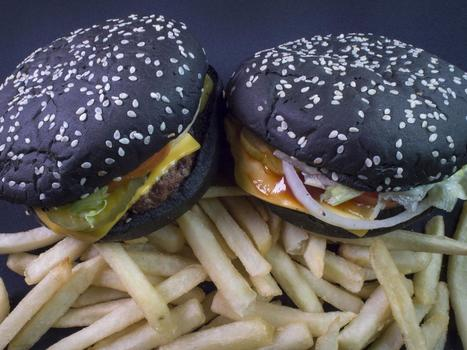 Burger King's black Halloween Whopper has an unexpected side-effect | Quite Interesting News | Scoop.it