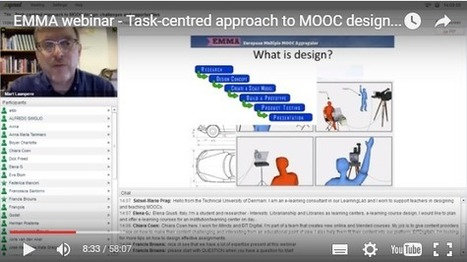 Task based MOOC design: challenges and opportunities | Emma Project | Linguagem Virtual | Scoop.it