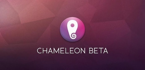 Chameleon Launcher For Tablets - Applications Android sur Google Play | Best of Android | Scoop.it