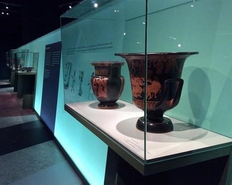 El Museu d'Arqueologia de Catalunya abre una exposición sobre el vino en la antigua Grecia | LVDVS CHIRONIS 3.0 | Scoop.it