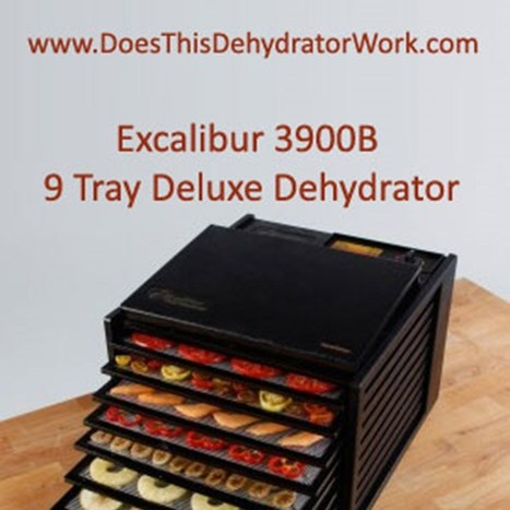 Best Food Dehydrator Revealed by New Website | Business News, Views & Reviews | Scoop.it