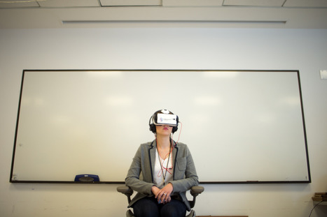 10 Lessons From the Virtual Reality Scene at Tribeca FilmFest | Digital Cinema - Transmedia | Scoop.it
